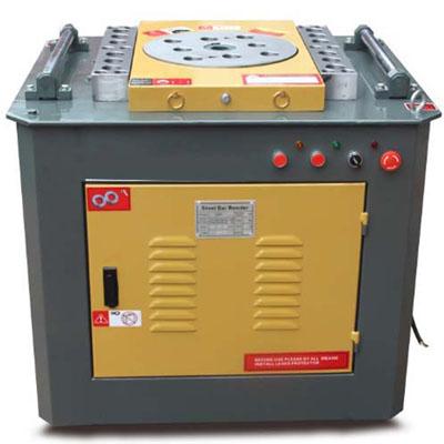 GW40D semi-automatic rebar bender machine
