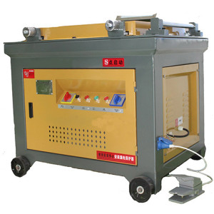 Ellsen Automatic Rod Bending Machine