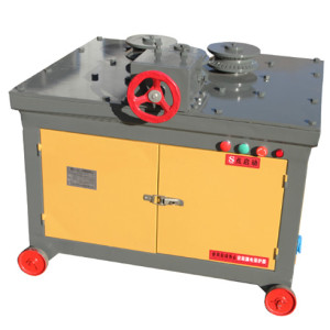 Ellsen Electric Bar Spiral Bending Machine