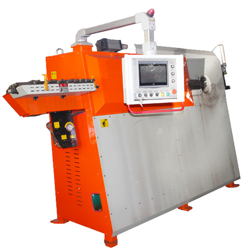 cnc wire bending machine