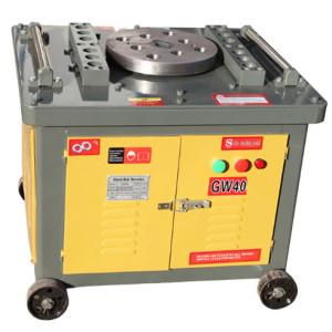 Ellsen Manual Reinforcement Bar Bending Machine