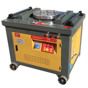 steel rod bender machine