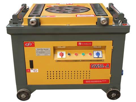 GW50 rebar bender machine for sale