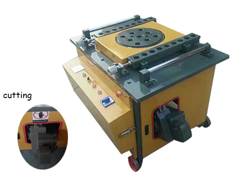 GWC42 rebar bending and cutting machine for sale
