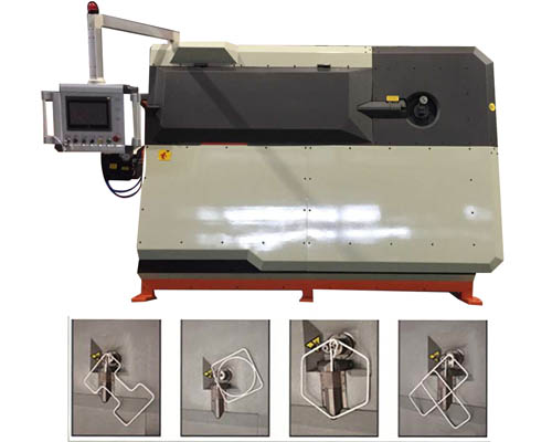 HGTW4-10 stirrup rebar bending machine
