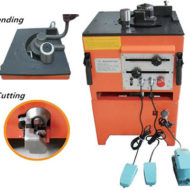 Rebar Bending and Cutting Machine