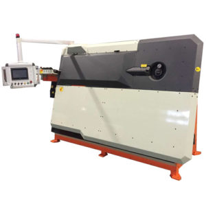HGTW4-12 steel wire bender machine