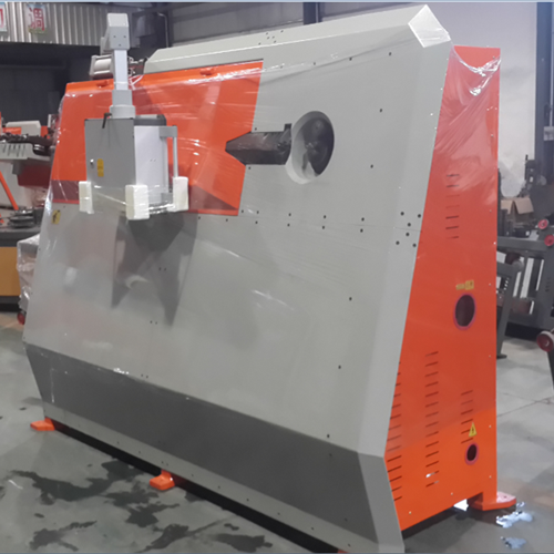 coiled wire bending machine