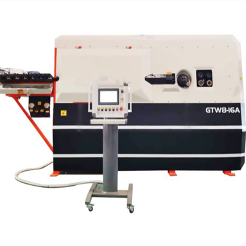 HGTW4-16 coiled wire bending machine