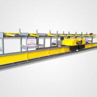 CNC Vertical Double Bender