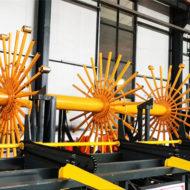 CNC Rebar Cage Making Machine