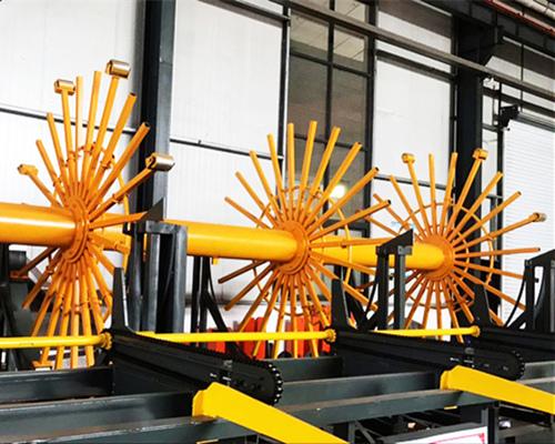 Rebar Cage Making Machine