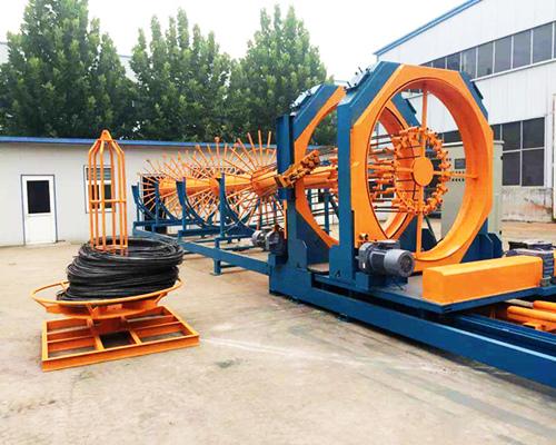Rebar Cage Making Machine YC2500